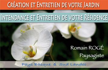 Esr atlantic 39 paysagiste entretien jardins et for Entretien jardin bayonne